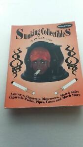 Smoking Collectibles The Complete Pictorial Price Guide Book Neil Wood