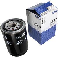 Original MAHLE / KNECHT Ölfilter OC 470 Oil Filter