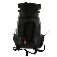 Portable Outdoor Cat Dog Pet Double-Shoulder Bag Backpack Travel Carrier