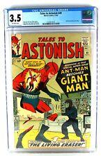 Tales To Astonish #49 CGC 3.5