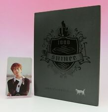 CD+DVD SHINee 1000nen Years zutto sobani ite JAPAN Limited Onew Photo card