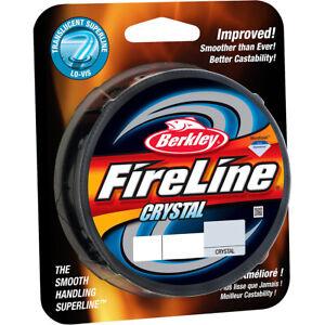 Berkley FireLine Fused Crystal Fishing Line (125 yds) - 8 lb Test