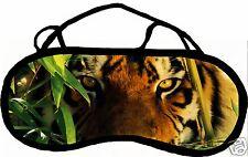 Masque de sommeil cache yeux anti lumière fatigue tigre personnalisable REF 32