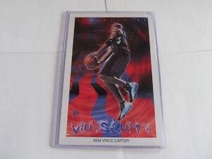 "MINT 1990's VINCE CARTER ""VIN-SANITY"" TORONTO RAPTORS ORIGINAL NBA MINI POSTER"