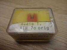 NO USADO Original Audio Technica Aguja ATN 70 EN emb.orig. 12 MESES DE GARANTÍA