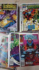 from Avengers Dr. Strange Comic lot of 48 26-48 50-59 63-67 69 72-75 77-81 84 86
