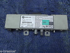 AERIAL SIGNAL AMPLIFIER 65256907123 from BMW E46 3 SERIES 2001