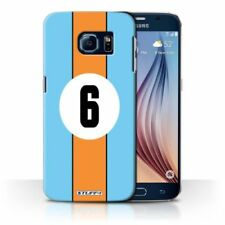 Cars Blue Mobile Phone Cases & Covers for Samsung Galaxy S6