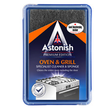 Astonish Oven & Grill Cleaner Specialist Cleaner Sponge For Kitchen Use (250g)