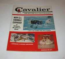 Vintage Cavalier  Magazine October 1959 FREE SHIPPING