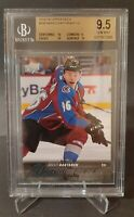 2015-16 UPPER DECK #206 MIKKO RANTANEN YG RC UD YOUNG GUNS ROOKIE BGS 9.5