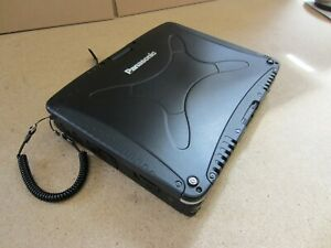 Panasonic Toughbook CF-18 Digitizer Rugged Laptop, Win XP Pro, 3 Yrs Warranty