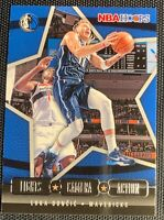 2020-21 Panini NBA Hoops LIGHTS CAMERA ACTION LUKA DONCIC #18 GEM??