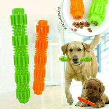 NEW Pet Dog Puzzle Toys Tough-Treat Food Dispenser Interactive Puppy Play Toy UK
