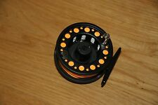Flextec Aluminium Richel Fly Reel AFTM6-8, Backing-Floating Line- Leader