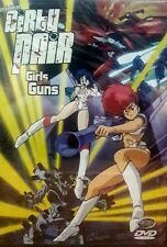 Original Dirty Pair - Vol. 1: Girls With Guns (DVD, 2001) Action Animation NEW