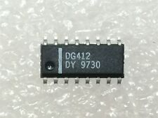 DG412DY MAX IC SWITCH QUAD SPST 16-SOIC 6 PIECES