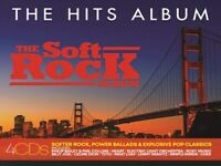 The Soft Rock Album - Meatloaf Toto Thin Lizzy [CD] Sent Sameday*