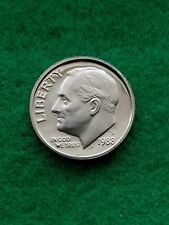 1988s- Roosevelt Dime- Uncirculated/cameo  -proof-**free ship**