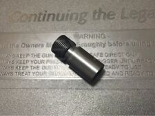 KWA KSC Airsoft MP7 GBB Silencer Adaptor / Steel (14mm- CCW Thread) FMA TB591