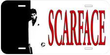 Scarface Aluminum Novelty Auto License Plate