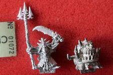 Games Workshop Warhammer Skarsnik and Gobbla Goblin Squig OOP Metal Orcs GW H3