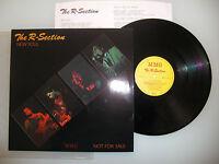 The R-Section - New Soul, D 1985, LP, Vinyl: m-