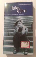 FILM VHS Jules e Jim  CS28