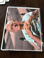 Arthur C Clarke 8x10 signed photo autograph signature