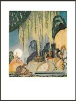 KAY NIELSEN Art Nouveau Vintage Print. Stunning Fairy Tale Fantasy Images.