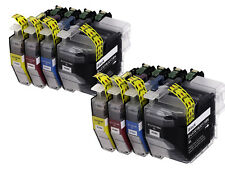 8 ink cartridges for Brother MFC-J5330 MFC-J5335 MFC-J5730 (LC3217/LC3219XL)