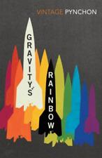 Gravity's Rainbow by Thomas Pynchon 9780099511755 (paperback 2013)