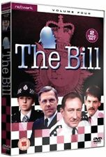 THE BILL volume four 4. Two discs. Brand new sealed DVD.