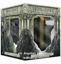 DER HERR DER RINGE SAMMLERBOX - Die Gefährten - 5 DVDs EXTENDED EDITION ARGONATH
