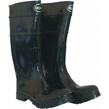 Boss Slush Boots PVC Over the Sock Knee Boots Size 9 6971