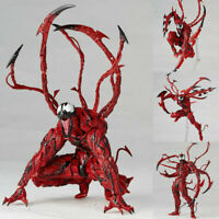 Collection Figure Action Marvel_Carnage Red Venom No. Revoltech Series_Toys