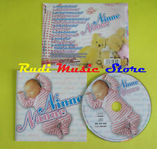 CD NINNE NANNE canta Renato Pareti compilation 2006 (C5) no mc lp dvd vhs