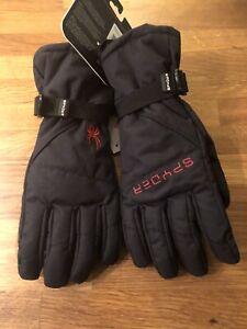 Spyder ski Snowboarding Winter Gloves Large - XLarge
