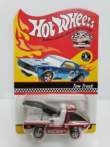 Hot Wheels Chicago Collector's Nationals Tow Truck Red 2004