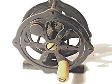 Winchester 1235 Early Model Vintage Fly Fishing Reel Black Very good condition