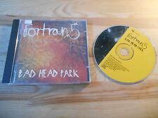 CD Indie Fortran 5 - Bad Head Park (14 Song) MUTE REC