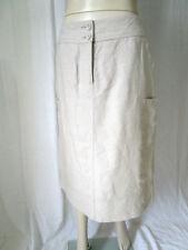 Monsoon Linen Patternless Skirts for Women