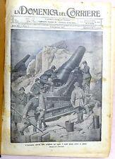 Storia - WWI - La Domenica del Corriere -  Annata completa - 1917 - RARO