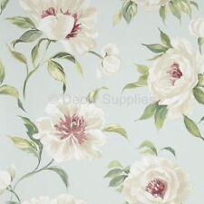 Rollos de papel pintado vintage color principal beige