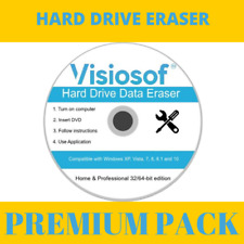 Hard Drive Eraser Software Windows 10 8 7 XP VISTA