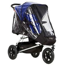 Mountain Buggy Storm and Rain Cover for Mountain Buggy Plus One Strollers!!