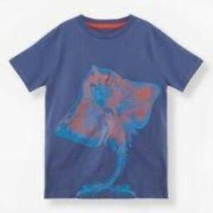 BNWOT Ex Mini Boden Superstitch - Sting Ray T-shirt