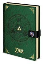 Legend of Zelda premium A5 green notebook official Nintendo