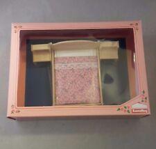 Lundby Puppenmöbel Bett Doppelbett Art.Nr. 9712  Schlafzimmer Puppenhauszubehör