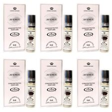 6ml AVENUE (confezione da 6) Olio Di Profumo disintossicazione al/Attar/ittar